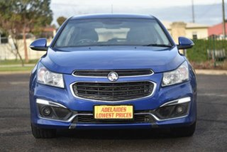 2016 Holden Cruze JH Series II MY16 SRI Z-Series Blue 6 Speed Manual Hatchback.