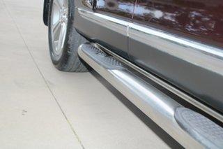 2011 Toyota Kluger GSU40R MY11 Upgrade KX-S (FWD) Purple 5 Speed Automatic Wagon