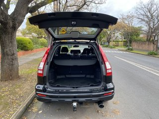 2010 Honda CR-V RE MY2010 Limited Edition 4WD Black 5 Speed Automatic Wagon