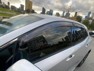 2020 Toyota Corolla ZWE211R ZR E-CVT Hybrid Silver 10 Speed Constant Variable Hatchback Hybrid.