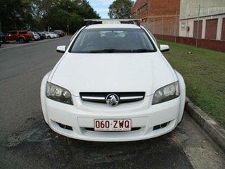 2009 Holden Commodore VE MY09.5 International Sportwagon White 4 Speed Automatic Wagon.