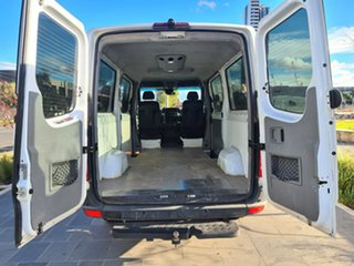2014 Mercedes-Benz Sprinter NCV3 MY14 316CDI Low Roof MWB 7G-Tronic White 7 Speed Sports Automatic
