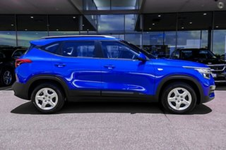 2021 Kia Seltos SP2 MY21 S 2WD Blue 1 Speed Constant Variable Wagon