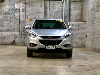 2014 Hyundai ix35 LM3 MY14 SE Silver 6 Speed Sports Automatic Wagon.