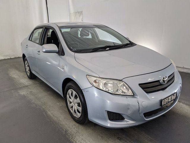 Used Toyota Corolla ZRE152R Ascent Maryville, 2008 Toyota Corolla ZRE152R Ascent Blue 4 Speed Automatic Sedan