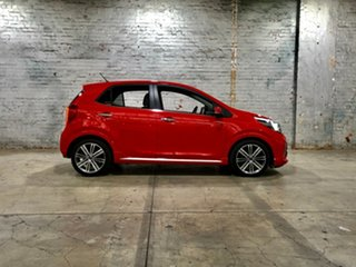 2018 Kia Picanto JA MY18 GT-Line Red 4 Speed Automatic Hatchback