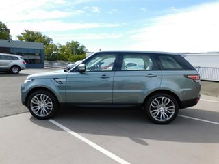 2015 Land Rover Range Rover Sport L494 15.5MY SDV6 HSE Grey 8 Speed Sports Automatic Wagon
