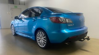 2010 Mazda 3 BL 10 Upgrade Maxx Blue 6 Speed Manual Sedan