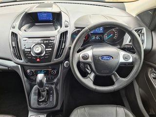 2013 Ford Kuga TF Titanium PwrShift AWD Gold/ Green 6 Speed Sports Automatic Dual Clutch Wagon
