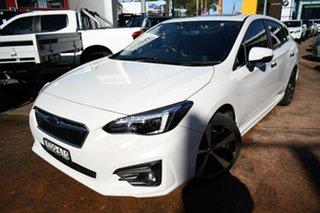 2019 Subaru Impreza MY20 2.0I-S (AWD) White Continuous Variable Hatchback.