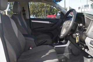 2013 Holden Colorado RG MY14 LX Crew Cab Summit White 6 Speed Sports Automatic Utility