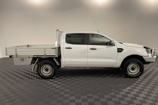 2018 Ford Ranger PX MkII 2018.00MY XL White 6 speed Automatic Cab Chassis