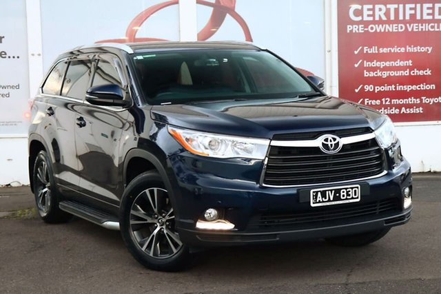 Pre-Owned Toyota Kluger Ferntree Gully, Kluger GXL AWD 3.5L Petrol Automatic Wagon