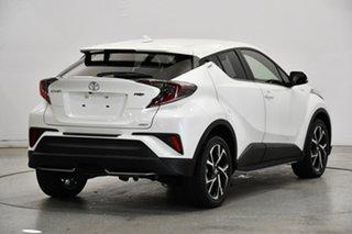 2018 Toyota C-HR NGX50R Koba S-CVT AWD Crystal Pearl 7 Speed Constant Variable Wagon