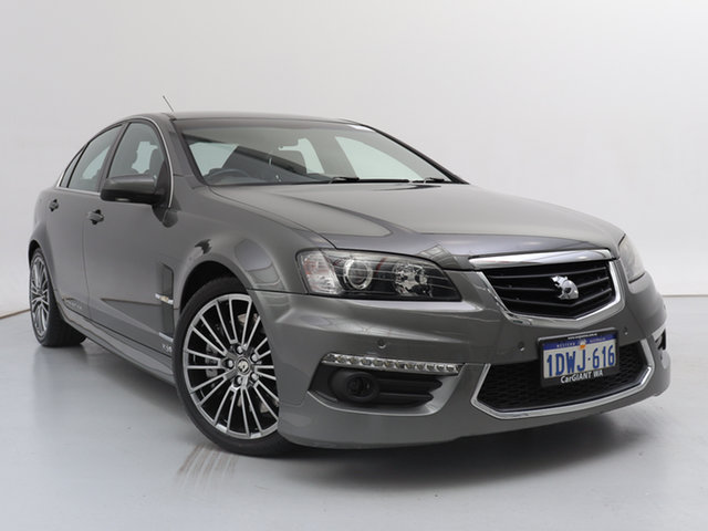 Used Holden Special Vehicles Senator E3 MY12 Signature, 2012 Holden Special Vehicles Senator E3 MY12 Signature Grey 6 Speed Auto Active Sequential Sedan
