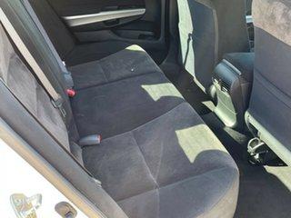 2010 Honda Accord 50 MY10 VTi White 5 Speed Automatic Sedan