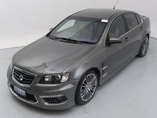 2012 Holden Special Vehicles Senator E3 MY12 Signature Grey 6 Speed Auto Active Sequential Sedan
