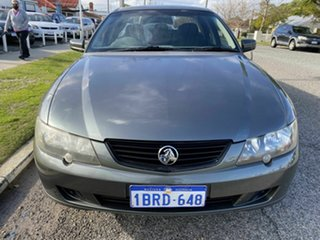 2004 Holden Crewman VZ S Grey 4 Speed Automatic Crew Cab Utility
