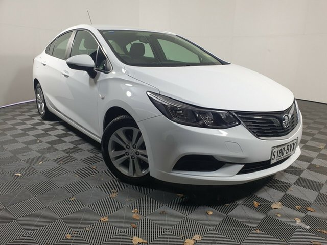 Used Holden Astra BL MY17 LS Wayville, 2017 Holden Astra BL MY17 LS White 6 Speed Sports Automatic Sedan