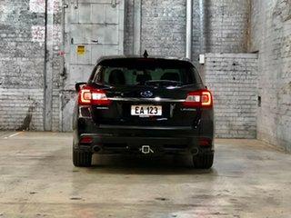2016 Subaru Levorg V1 MY17 2.0 GT-S CVT AWD Black 8 Speed Constant Variable Wagon