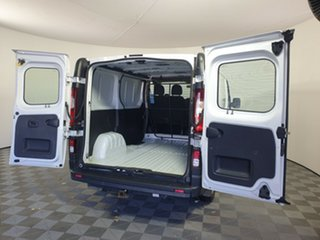 2016 Renault Trafic X82 Crew Low Roof LWB White 6 Speed Manual Van