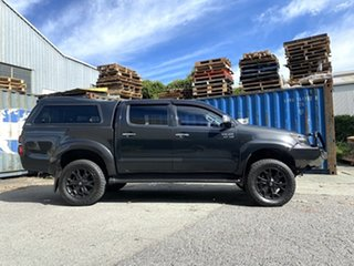 2012 Toyota Hilux GGN25R MY12 SR5 Double Cab Black 5 Speed Automatic Utility.