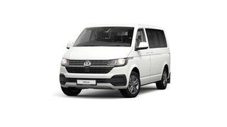 2021 Volkswagen Multivan T6.1 MY21 TDI340 SWB DSG Comfortline Premium Candy White 7 Speed.
