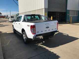 2018 Ford Ranger PX MkII 2018.00MY XLT Double Cab White 6 speed Automatic Utility