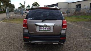 2014 Holden Captiva CG MY14 5 LTZ (AWD) Brown 6 Speed Automatic Wagon