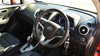 2014 Holden Trax TJ LTZ Red 6 Speed Automatic Wagon