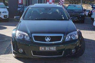2016 Holden Caprice WN II MY16 V Green 6 Speed Sports Automatic Sedan.