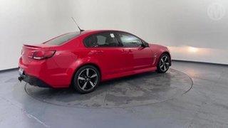 2017 Holden Commodore VF II MY17 SV6 Red Hot 6 Speed Automatic Sedan