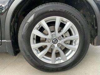 2018 Nissan X-Trail T32 Series II ST-L X-tronic 2WD Black 7 Speed Constant Variable Wagon.