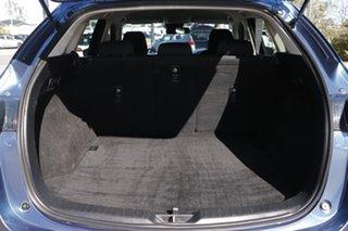2017 Mazda CX-5 KF2W7A Maxx SKYACTIV-Drive FWD Sport Eternal Blue 6 Speed Sports Automatic Wagon
