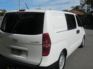 2017 Hyundai iLOAD TQ3-V Series II MY17 Crew Cab White 5 Speed Automatic Van.
