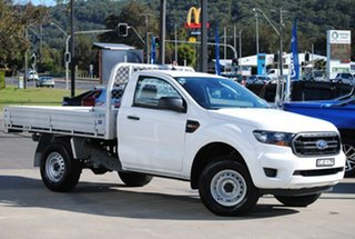 2020 Ford Ranger PX MkIII 2020.25MY XL White 6 Speed Sports Automatic Single Cab Chassis