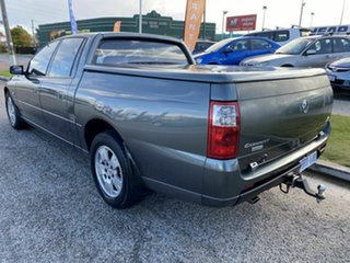2004 Holden Crewman VZ S Grey 4 Speed Automatic Crew Cab Utility.