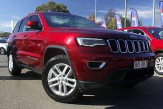 2017 Jeep Grand Cherokee WK MY17 Laredo Red 8 Speed Sports Automatic Wagon.