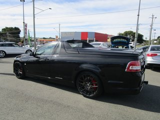 2013 Holden Special Vehicles Maloo Gen-F MY14 R8 Black 6 Speed Manual Utility.