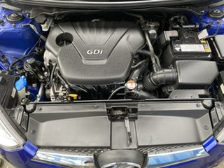 2012 Hyundai Veloster FS2 Coupe D-CT Blue 6 Speed Sports Automatic Dual Clutch Hatchback