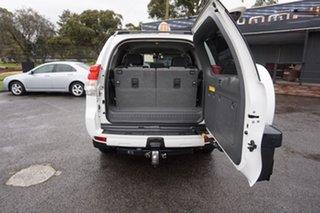 2013 Toyota Landcruiser Prado KDJ150R GXL White 5 Speed Sports Automatic Wagon