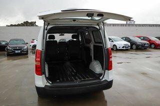 2009 Hyundai iLOAD TQ-V White 5 Speed Manual Van.