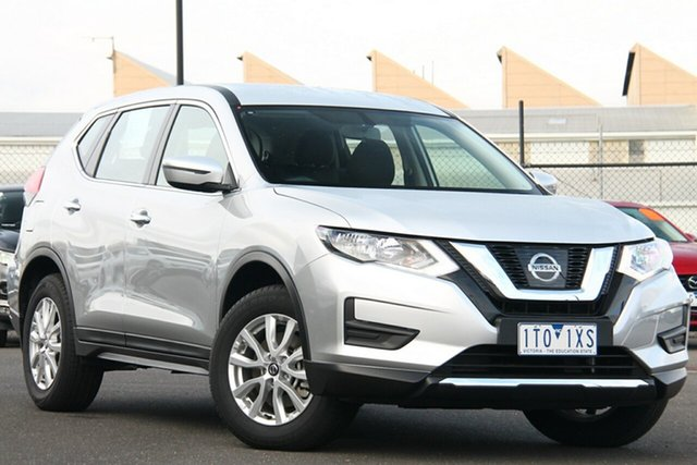 Used Nissan X-Trail T32 Series II ST X-tronic 2WD Essendon Fields, 2020 Nissan X-Trail T32 Series II ST X-tronic 2WD Silver, Chrome 7 Speed Constant Variable Wagon