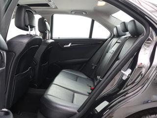 2012 Mercedes-Benz C200 W204 MY11 CDI BE Black 7 Speed Automatic G-Tronic Sedan
