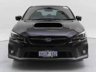 2019 Subaru WRX MY20 Premium (AWD) Black 6 Speed Manual Sedan.