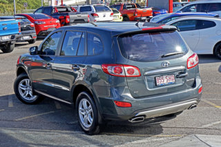 2011 Hyundai Santa Fe CM MY11 SLX Grey 6 Speed Sports Automatic Wagon.