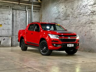 2017 Holden Colorado RG MY17 Z71 Pickup Crew Cab Red 6 Speed Sports Automatic Utility.