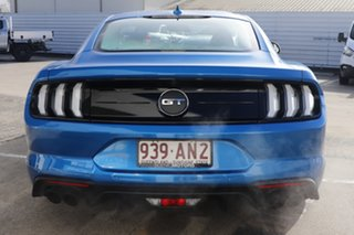 2020 Ford Mustang FN 2020MY GT Velocity Blue/leathe 10 Speed Sports Automatic Fastback