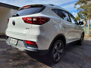 2018 MG ZS AZS1 Essence 2WD White 6 Speed Automatic Wagon.