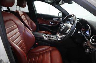 2016 Mercedes-Benz C-Class W205 807MY C250 7G-Tronic + White 7 Speed Sports Automatic Sedan